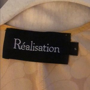 Realisation Tops - Realisation Par Stevie Top Sunflower